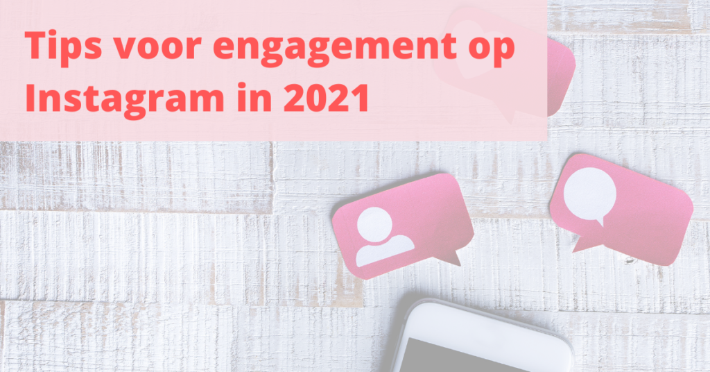 engagement op instagram