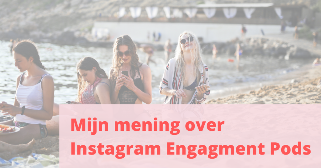Instagram engagement pods